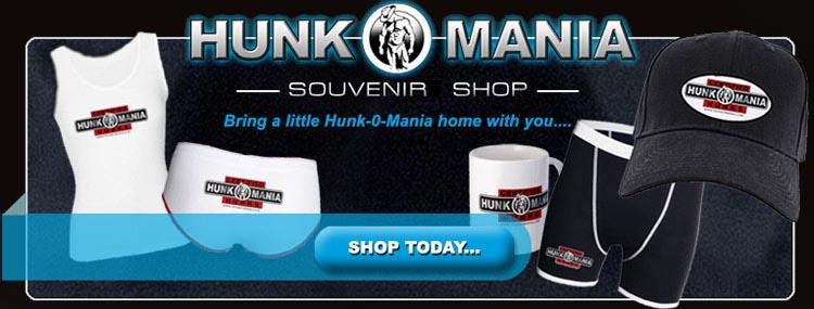 HunkOMania Male Strip Club NYC, Atlantic City, Atlanta